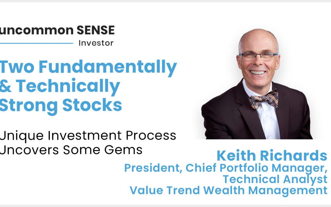 Two Fundamentally & Technically Strong Stocks